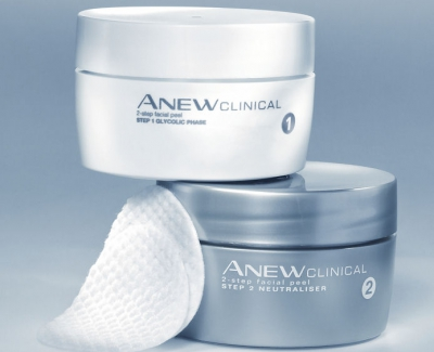 18 09 20  Dwufazowy peeling do twarzy Anew Clinical 2-step Facial Peel