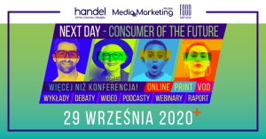 29 09 20  Konferencja Next Day 2020 - consumer of the future  ….